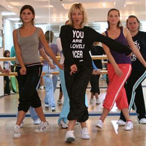 Школы танцев Отрадного