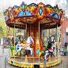 Парки культуры и отдыха в Отрадном