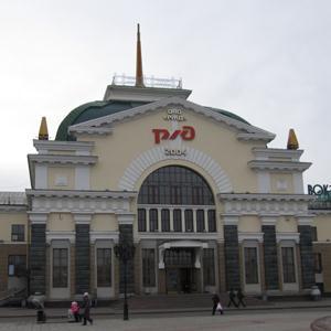 Железнодорожные вокзалы Отрадного
